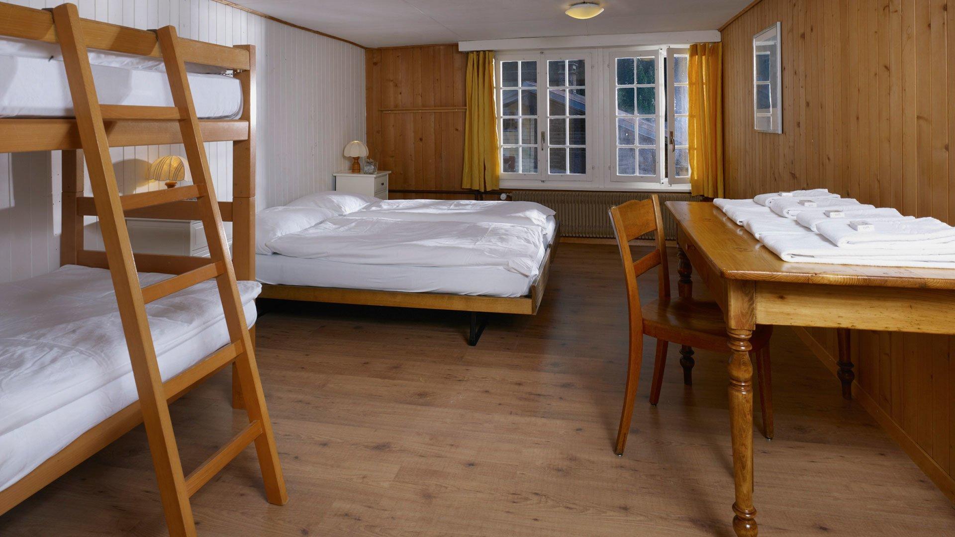 Hotel Alpenrose Gadmen