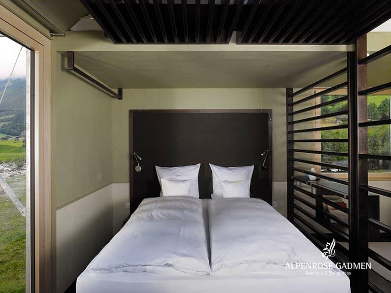 Berglodge Hotel Alpenrose Zimmer