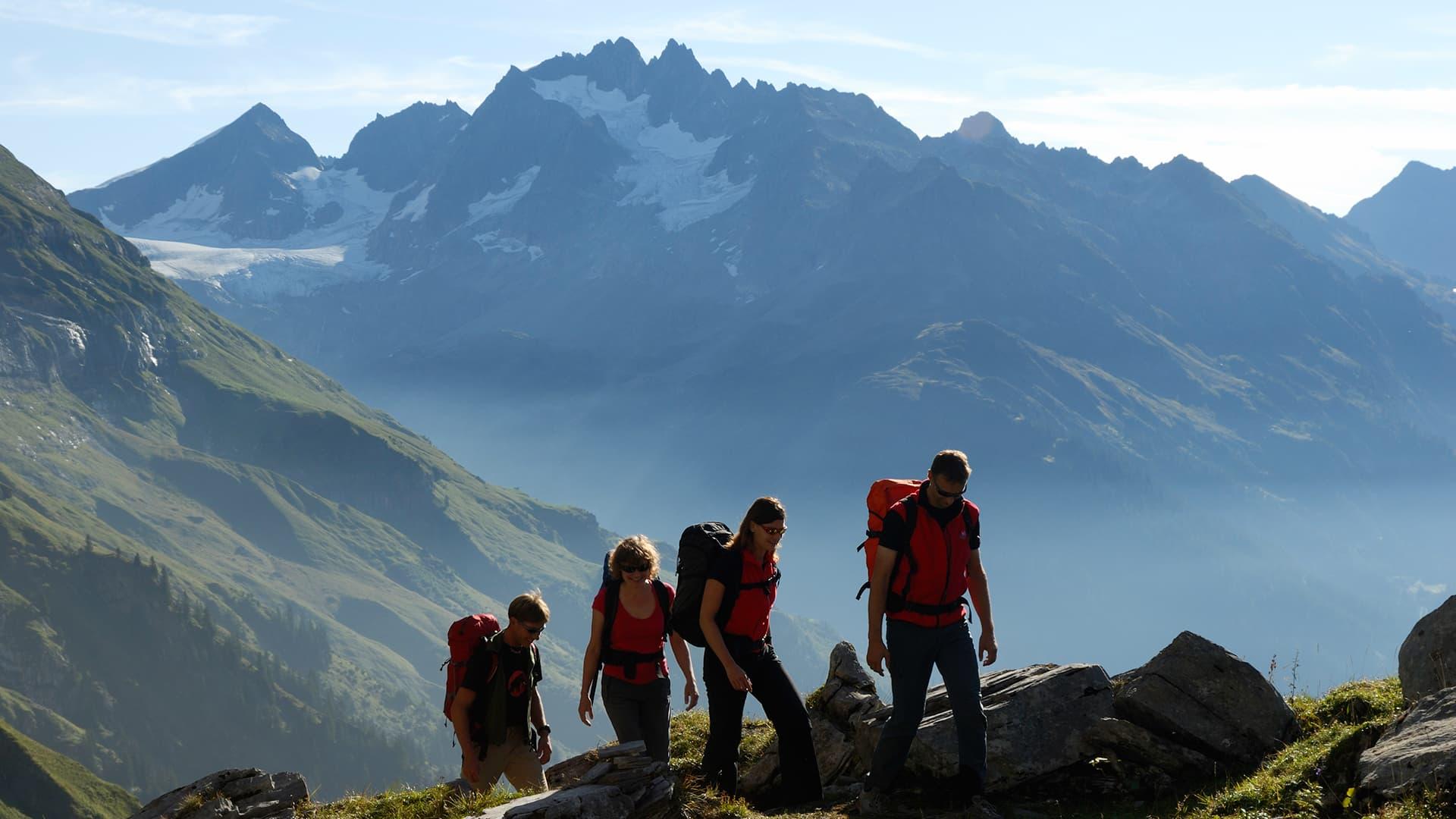 Klettersteig Interlaken : Klettersteig tälli gadmen dolomiten u2013 entdecke und erlebe
