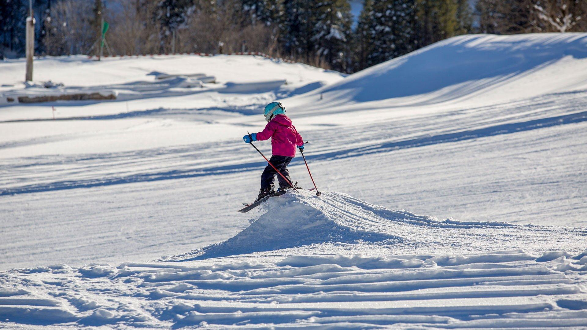 Skilift Gadmen für Gross und Klein