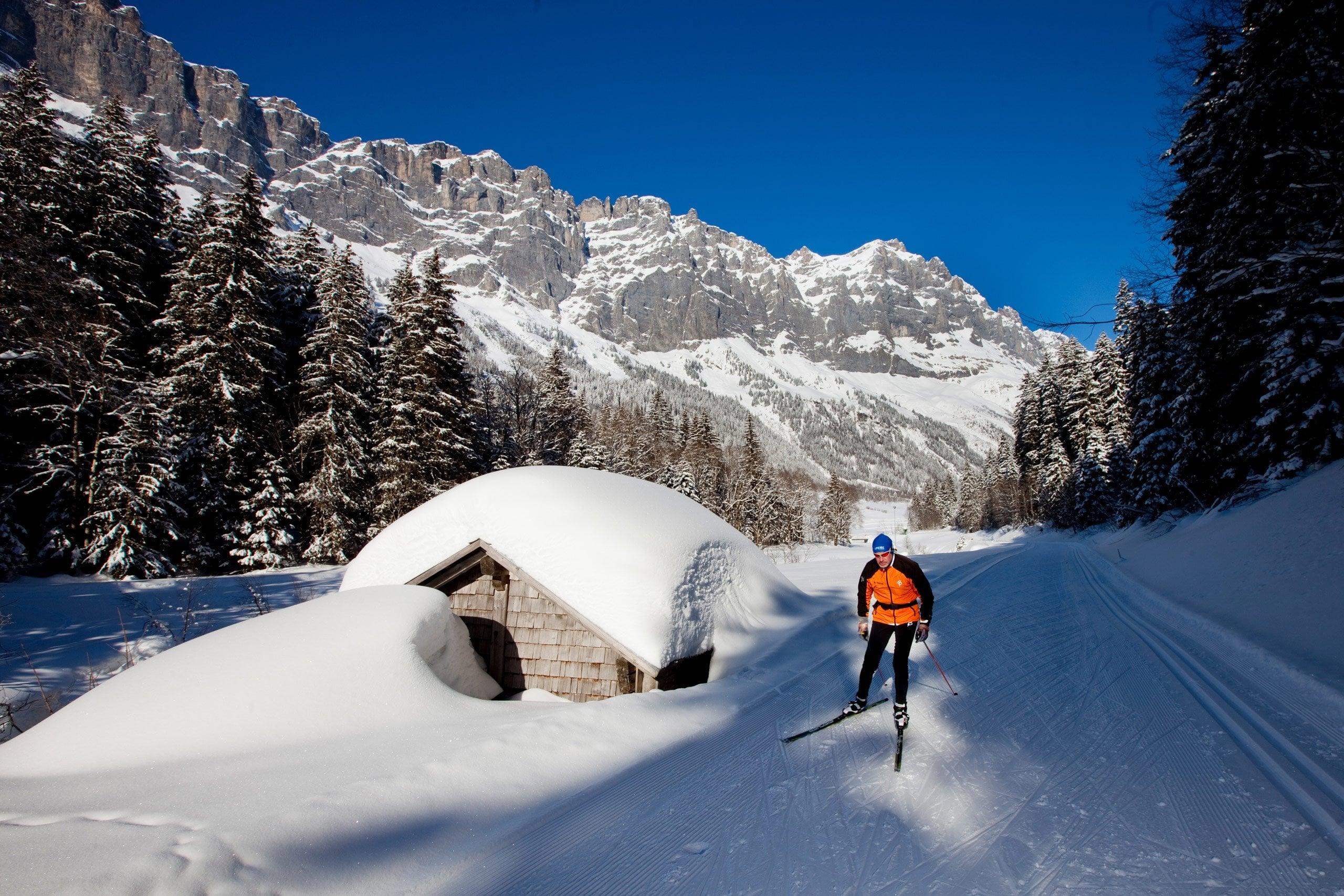 Bergsport-Paradies Gadmen by David bird
