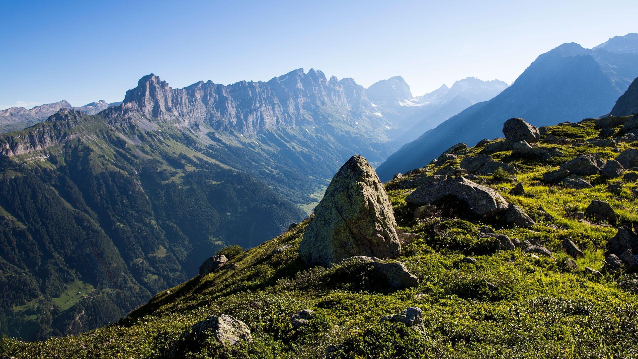 Gadmen: Die Dolomiten der Schweiz