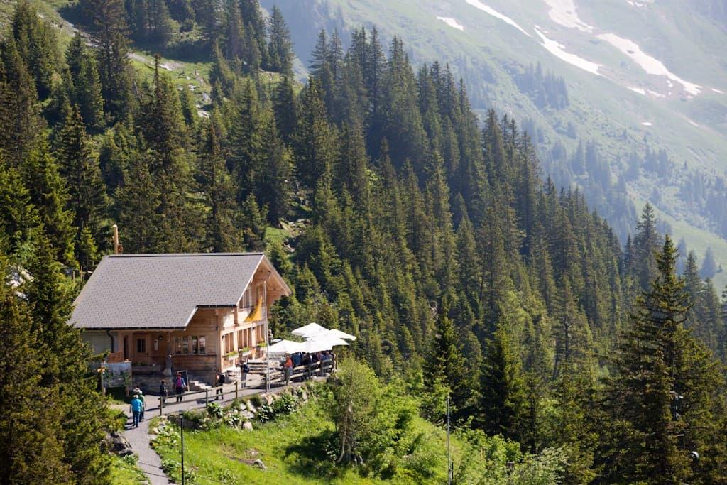 Berggasthaus Tälli
